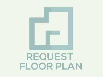 Floor plan logo