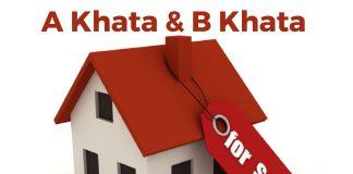 A Khata and B Khata