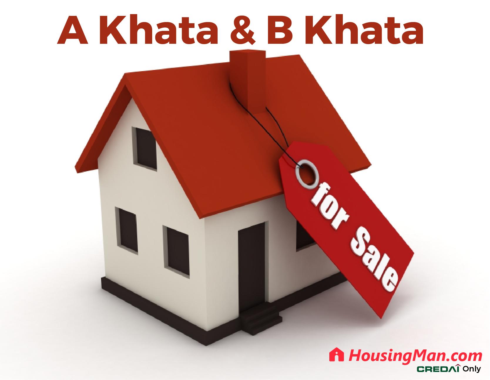 Difference Between A Khata And B Khata What Is A Khata And B Khata