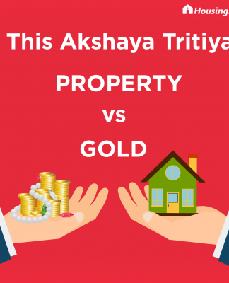 Akshaya Tritiya Property or Gold investment