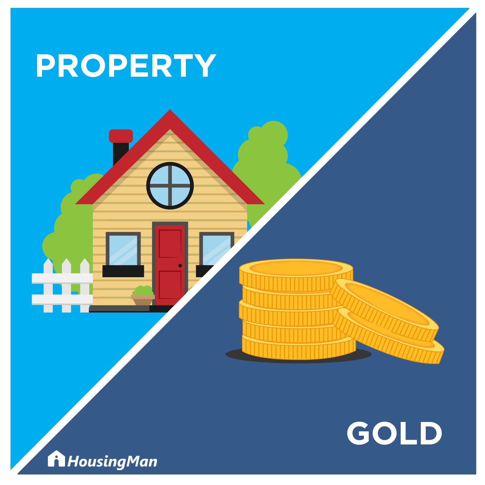 Akshaya Tritiya - Property or Gold investment