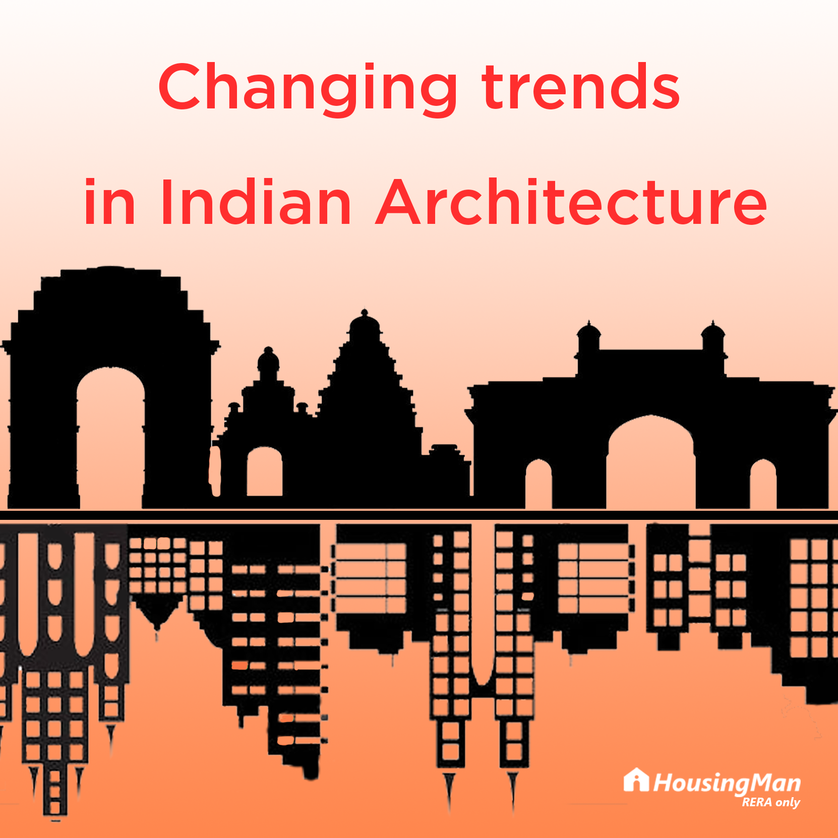 the changing trends in indian architecture housingman com