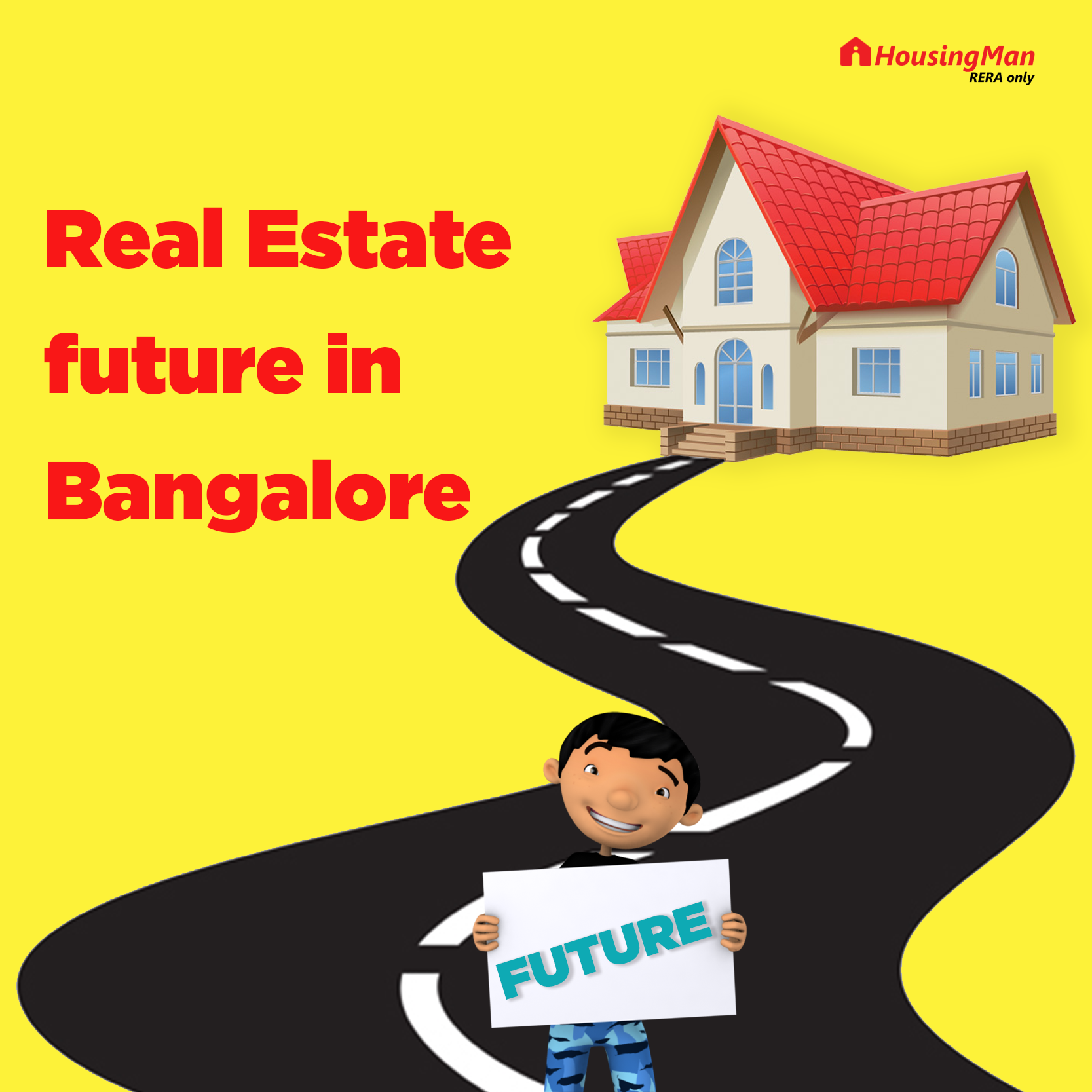 Real Estate Future In Bangalore
