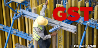Effect of GST on under-construction properties