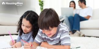 Children's needs influence Home buying