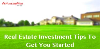 Real Estate Investment Tips To Get You Started