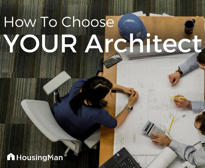Tips on choosing an architect for your home