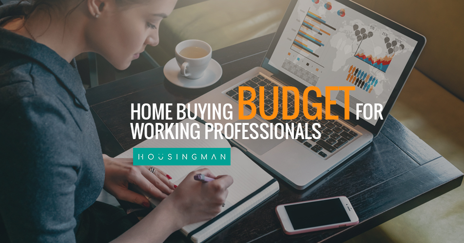 Home buying budget for working professionals