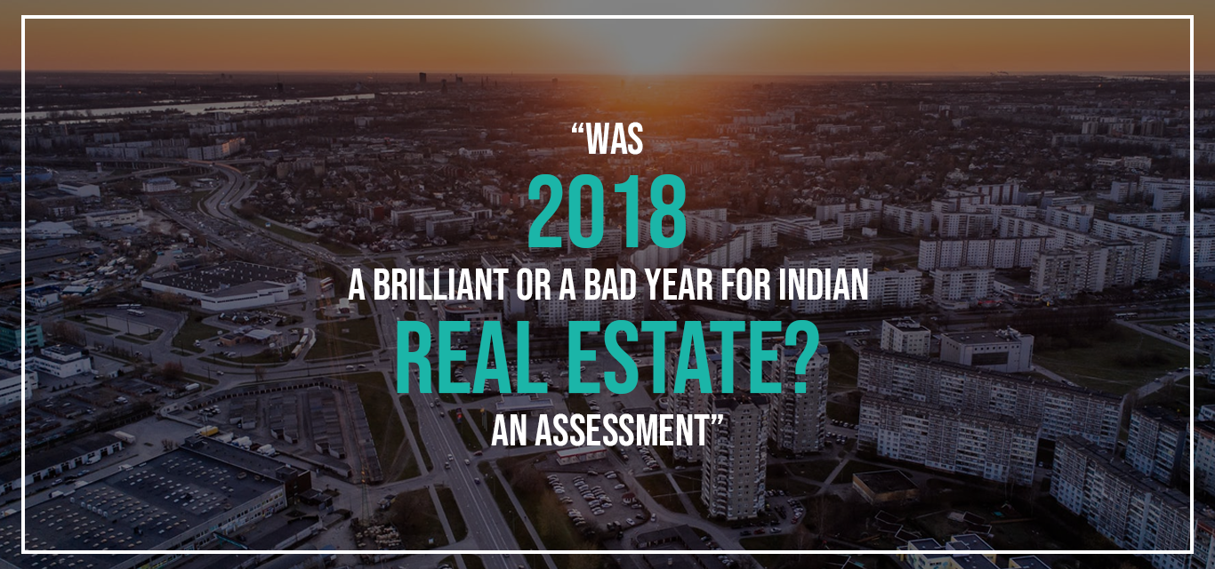 indian real estate 2018