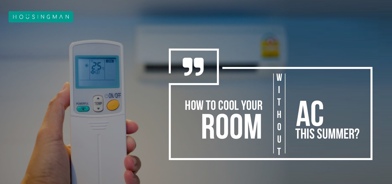 cool a room without AC