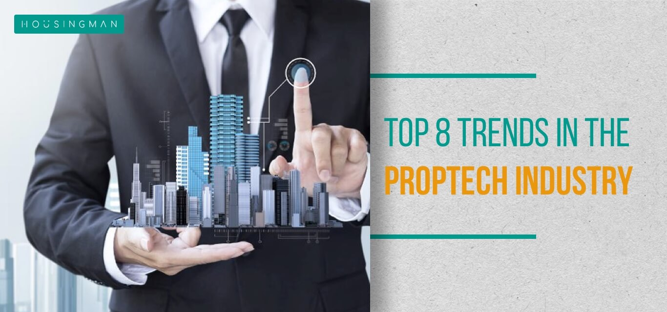 top trends in proptech