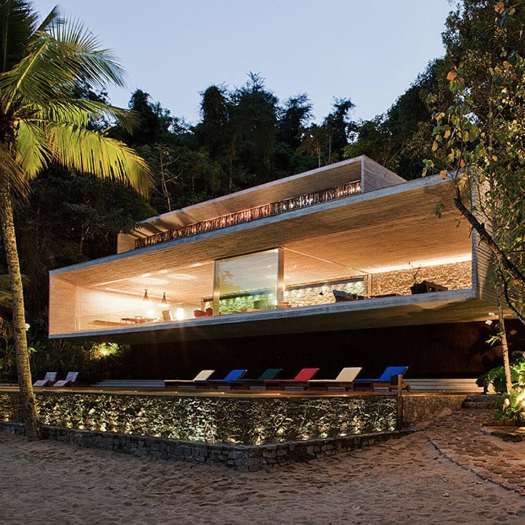 The Paraty House, Brazil