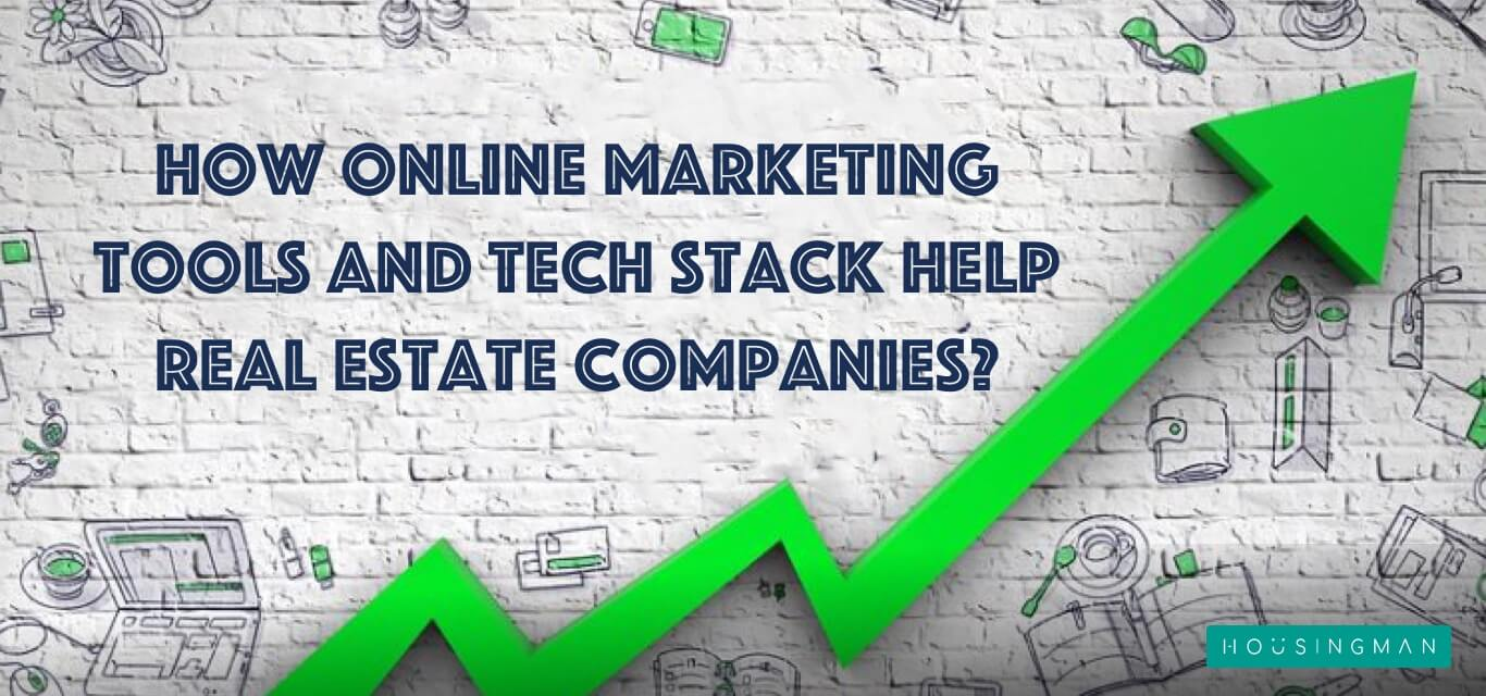 tech stack and online marketing tools